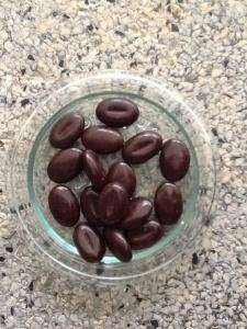 Meer dan 70% cacao. Dat mag wel.