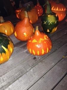 Pompoenen met Halloween. Hoezo heidens?