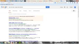 Google houdt van me