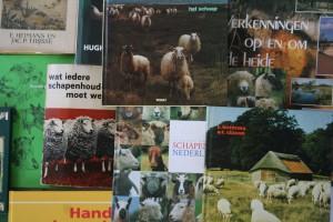 Boeken over schapen. Die zijn er zat.